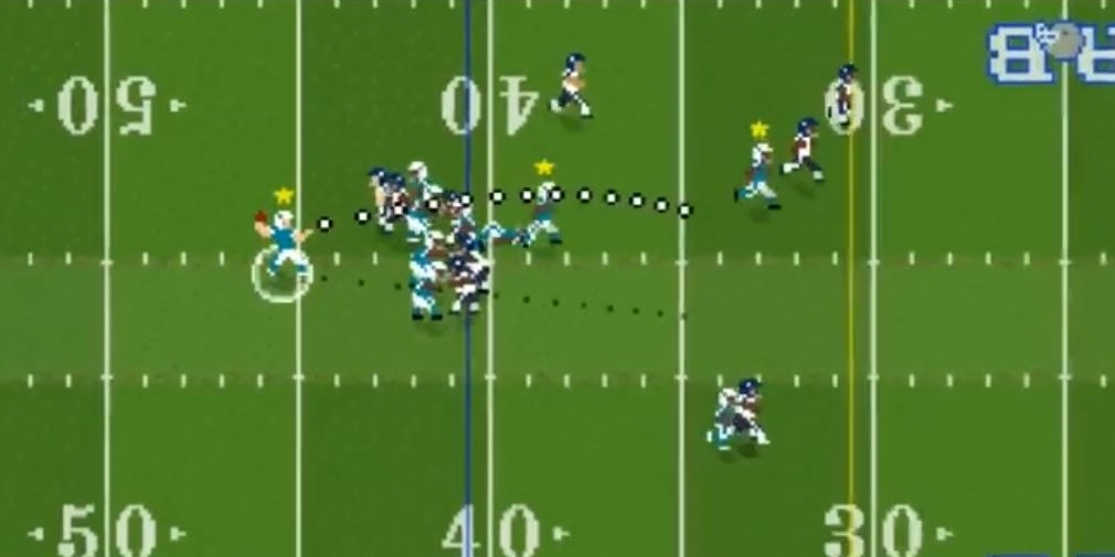 Retro Bowl: Three reasons why you might like the American football game